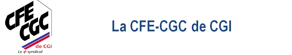 FIECI CFE-CGC : Site de la section syndicale CGI