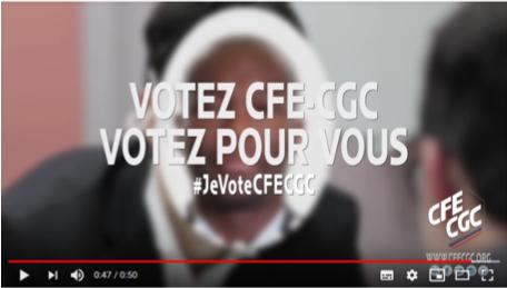 Un élu CFE-CGC, c\'est quoi au juste ? Je Vote CFECGC